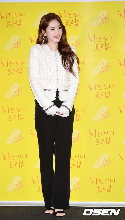 Dara đẹp xuất sắc nhưng mọi sự chú ý lại đổ dồn về đôi môi sưng vều của nàng Tam Tạng - Ảnh 3.