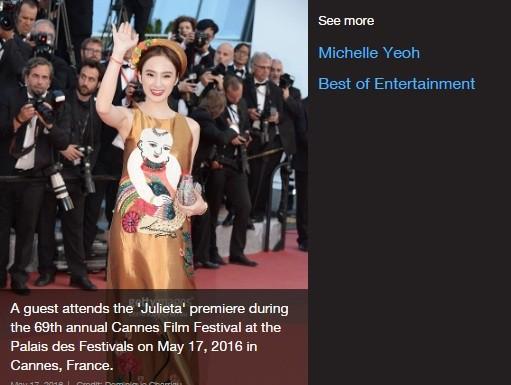 """Người đẹp Việt và những lần bị nhẫm lẫn """"khóc dở mếu dở"""" trên truyền thông quốc tế - Ảnh 3."""