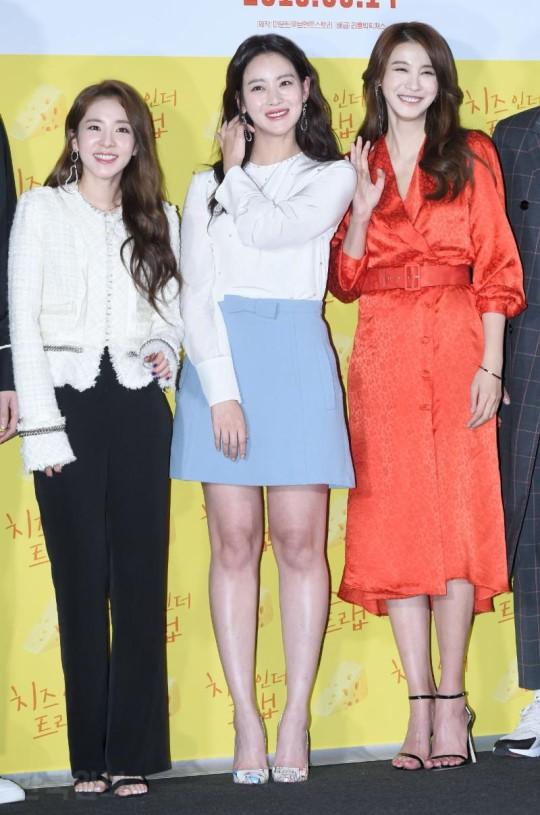 Dara đẹp xuất sắc nhưng mọi sự chú ý lại đổ dồn về đôi môi sưng vều của nàng Tam Tạng - Ảnh 2.