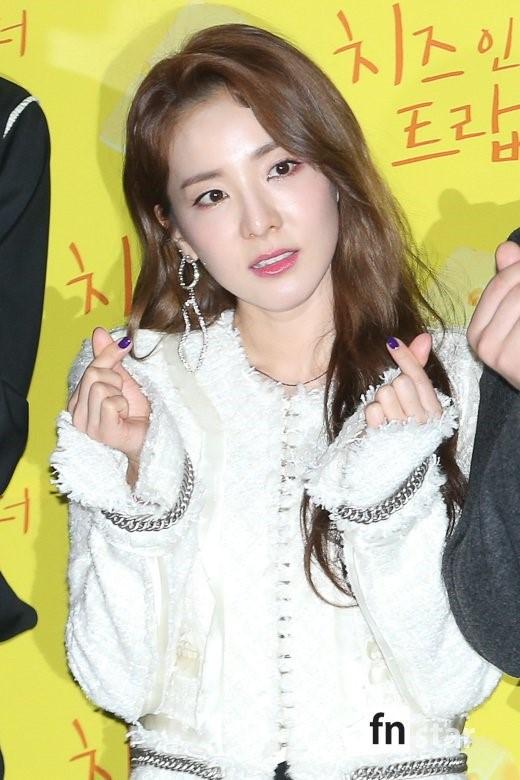 Dara đẹp xuất sắc nhưng mọi sự chú ý lại đổ dồn về đôi môi sưng vều của nàng Tam Tạng - Ảnh 4.
