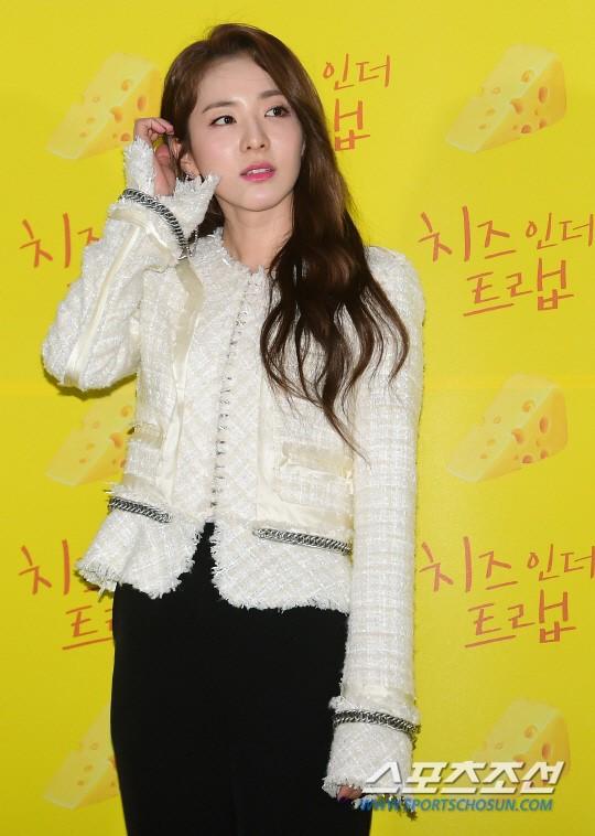Dara đẹp xuất sắc nhưng mọi sự chú ý lại đổ dồn về đôi môi sưng vều của nàng Tam Tạng - Ảnh 5.