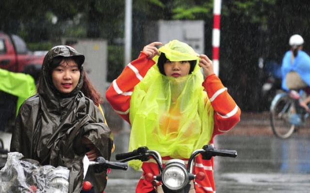 Miền Bắc mưa rét trong ngày 8/3, Hà Nội thấp nhất 16 độ C