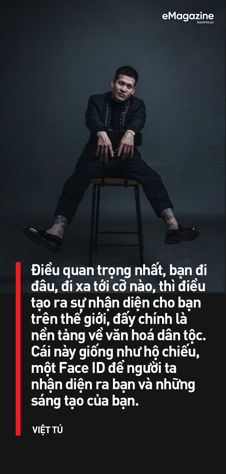 Đạo diễn Việt Tú: Ở Việt Nam, đa phần nghệ sĩ chưa biết quý trọng chất xám, và điều đấy khiến họ vất vả - Ảnh 10.