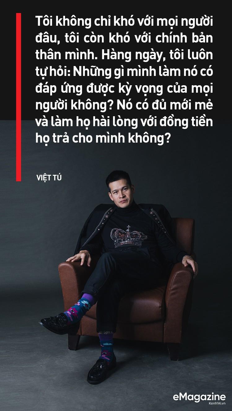 Đạo diễn Việt Tú: Ở Việt Nam, đa phần nghệ sĩ chưa biết quý trọng chất xám, và điều đấy khiến họ vất vả - Ảnh 25.