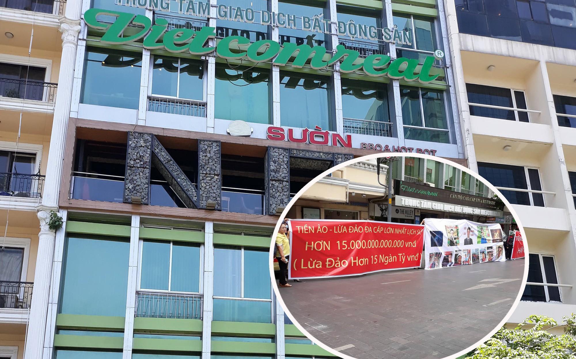 Công ty kinh doanh tiền ảo Modern Tech bị buộc rời trụ sở ở Phố đi bộ Nguyễn Huệ sau khi dính nghi án lừa đảo lớn nhất lịch sử