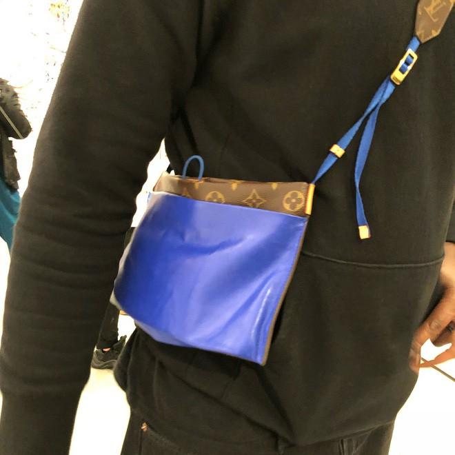 Đố bạn: Tìm sự khác biệt giữa mẫu túi mới của Louis Vuitton với túi đựng áo mưa - ảnh 4