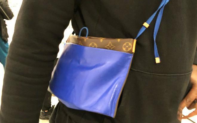Đố bạn: Tìm sự khác biệt giữa mẫu túi mới của Louis Vuitton với túi đựng áo mưa
