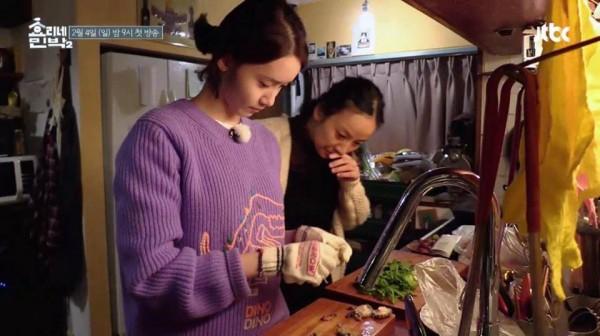 Yoona đã có thêm một người chị thân thiết trong show thực tế nhà Hyori! - Ảnh 4.