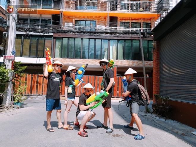 Giới trẻ Việt đang kéo cả team qua Thái quẩy Tết Songkran cho đã! - Ảnh 10.