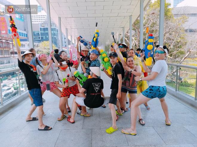 Giới trẻ Việt đang kéo cả team qua Thái quẩy Tết Songkran cho đã! - Ảnh 9.