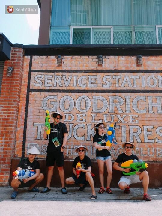 Giới trẻ Việt đang kéo cả team qua Thái quẩy Tết Songkran cho đã! - Ảnh 8.