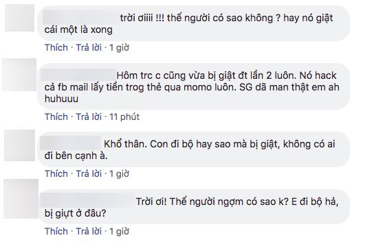 Bị giật túi xách, Văn Mai Hương hốt hoảng cầu cứu dân mạng! - Ảnh 2.