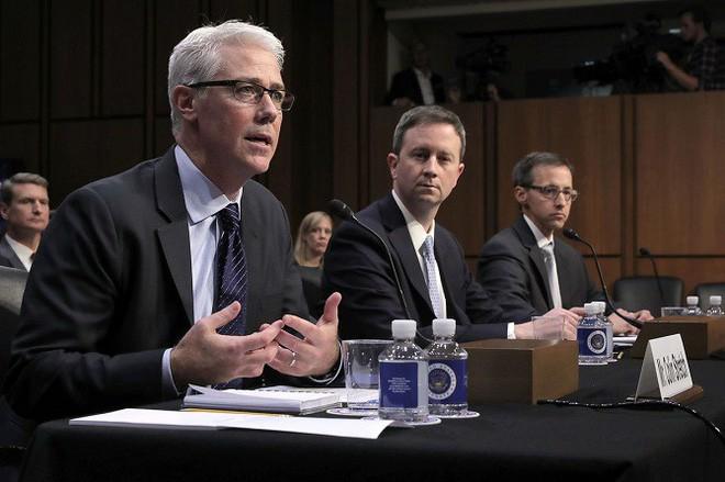 Mark Zuckerberg đến Nghị Viện Mỹ: Vở kịch về quyền riêng tư? - Ảnh 4.