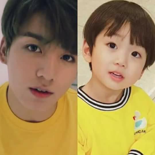 Cư dân mạng phát cuồng vì cậu nhóc Hàn Quốc giống hệt phiên bản nhí của Jungkook (BTS) - Ảnh 5.