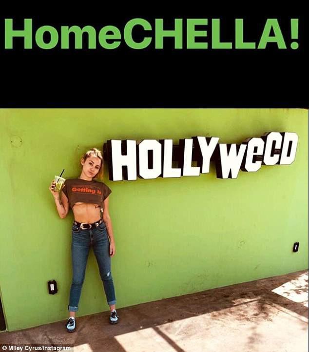 Cuộc chiến body bất phân thắng bại tại Coachella 2018: Gigi, Miley hay Kendall đều quá đẳng cấp! - Ảnh 7.