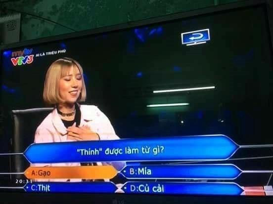 Nhìn lại loạt câu hỏi không tưởng từng làm khó người chơi Ai là triệu phú - Ảnh 19.