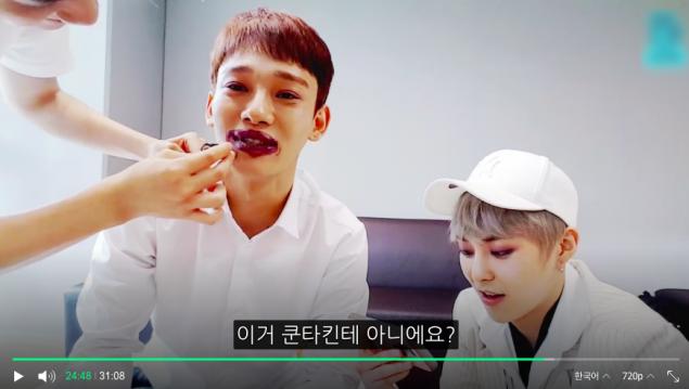 Vừa trở lại, Chen (EXO) bị chỉ trích thậm tệ vì phát ngôn và đùa giỡn thiếu suy nghĩ ngay trên livestream - Ảnh 1.