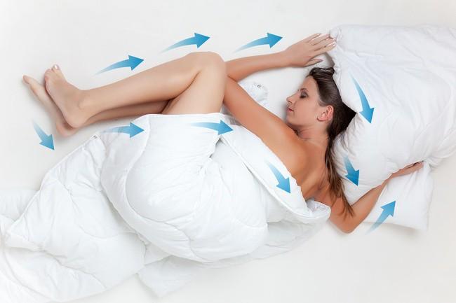 Những sự thật lợi bất cập hại về thói quen ngủ nude tất cả chúng ta đều cần biết trước khi thử - ảnh 3