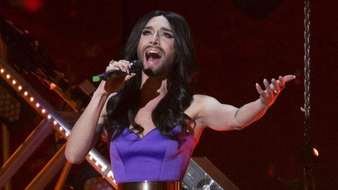 Nữ ca sĩ chuyển giới có râu từng thắng Eurovision công khai bị nhiễm HIV - ảnh 1