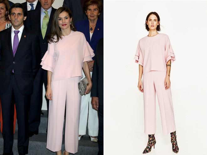 Trang phục giúp Hoàng hậu Letizia tỏa sáng không thể thiếu những món đồ đến từ thương hiệu Zara - ảnh 12