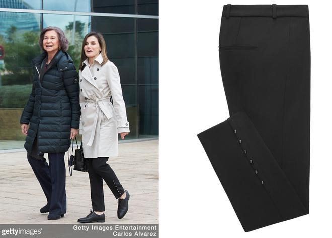 Trang phục giúp Hoàng hậu Letizia tỏa sáng không thể thiếu những món đồ đến từ thương hiệu Zara - ảnh 3