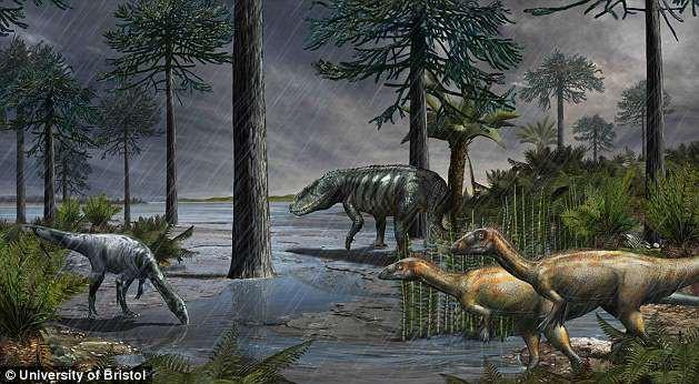 Làm thế nào khủng long thống trị Trái đất? Kỷ nguyên ấy bắt đầu bằng Đại Tuyệt Chủng - ảnh 1