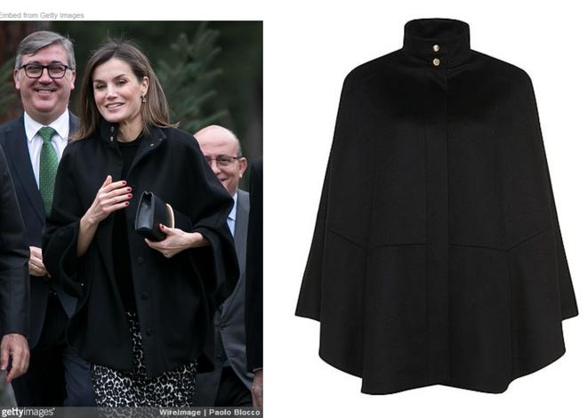 Trang phục giúp Hoàng hậu Letizia tỏa sáng không thể thiếu những món đồ đến từ thương hiệu Zara - ảnh 5