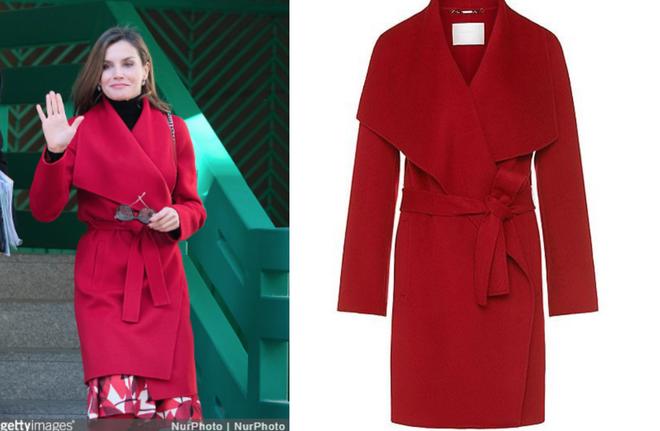 Trang phục giúp Hoàng hậu Letizia tỏa sáng không thể thiếu những món đồ đến từ thương hiệu Zara - ảnh 6
