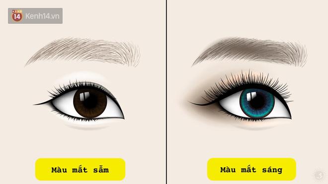 """Tiết lộ 5 sự thật về tính cách và sức khỏe qua màu mắt mà khoa học nói """"chắc như đinh đóng cột"""" - ảnh 1"""