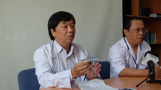 """TP.HCM: Bác sĩ BV Nhi Đồng 1 dùng kỹ thuật """"chưa thực hiện trong đời bao giờ"""" cứu lá lách bé trai 3 tuổi - ảnh 2"""