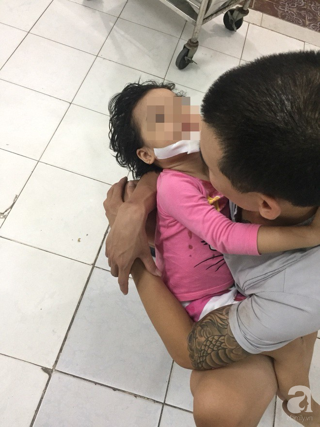 Vụ người nhà bệnh nhi tố bệnh viện Hóc Môn thờ ơ, tắc trách: Mẹ bé gái khẳng định clip phản ánh đúng sự thật - ảnh 5
