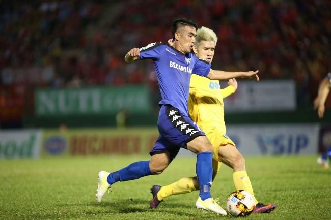 Lương Xuân Trường, Phan Văn Đức được vinh danh ở vòng 5 V.League 2018 - ảnh 3