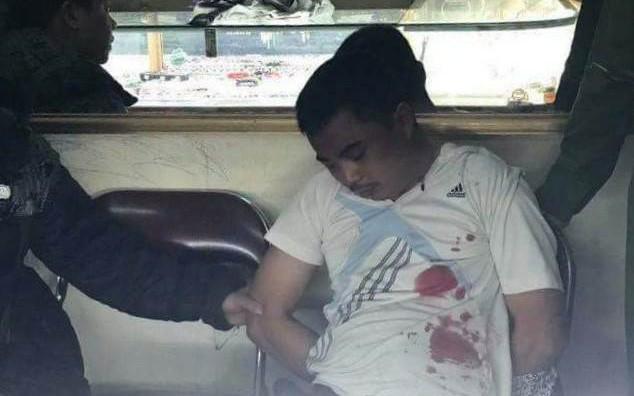 Danh tính kẻ cầm súng lao vào cướp tiệm vàng giữa đêm ở Hà Nội