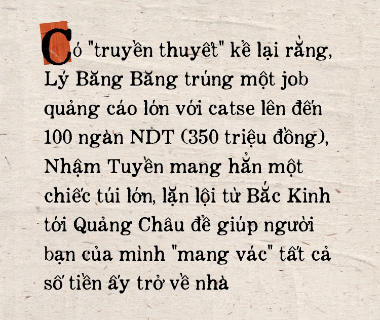 Lý Băng Băng – Nhậm Tuyền: Chiếc xe đạp cà tàng chở mối duyên 25 năm bên nhau không một lần ngỏ lời yêu - Ảnh 8.