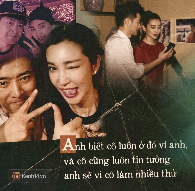 Lý Băng Băng – Nhậm Tuyền: Chiếc xe đạp cà tàng chở mối duyên 25 năm bên nhau không một lần ngỏ lời yêu - Ảnh 11.