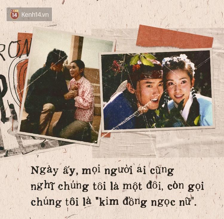 Lý Băng Băng – Nhậm Tuyền: Chiếc xe đạp cà tàng chở mối duyên 25 năm bên nhau không một lần ngỏ lời yêu - Ảnh 5.