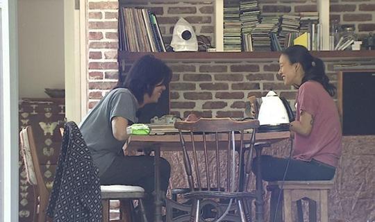 Khổ thân Yoona, đang F.A còn phải chứng kiến vợ chồng Hyori hôn nhau tình cảm! - Ảnh 5.