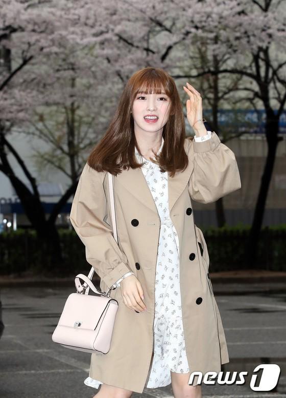 Tiên cảnh hoa anh đào tại Hàn: Mỹ nhân Hani chiếm hết spotlight, Wanna One xuất hiện cùng quân đoàn mỹ nam - Ảnh 23.