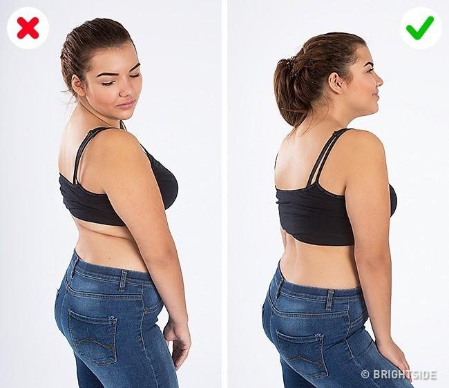 10 bí kíp tạo dáng chụp ảnh sống ảo bao thon thả dành cho các nàng béo - Ảnh 9.