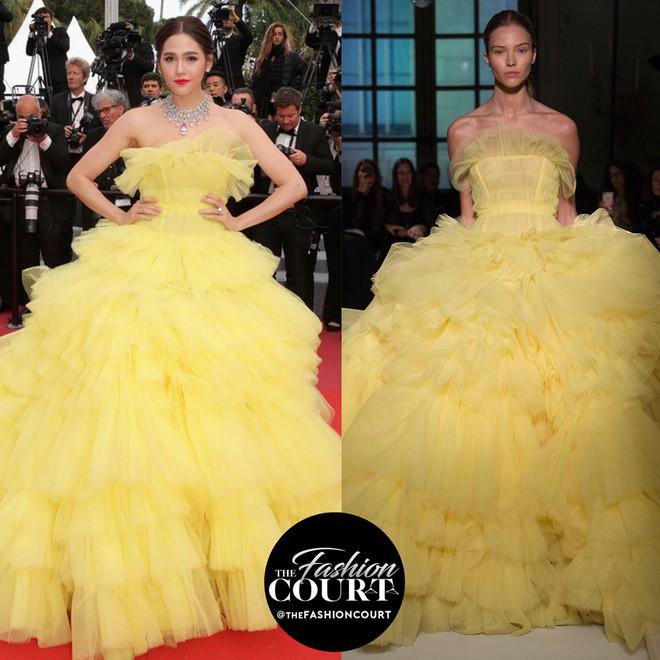 Chẳng phải Phạm Băng Băng hay dàn sao Hollywood, mỹ nhân Thái Chompoo Araya mới là người chiếm sóng thảm đỏ trong 5 ngày ở Cannes - Ảnh 15.
