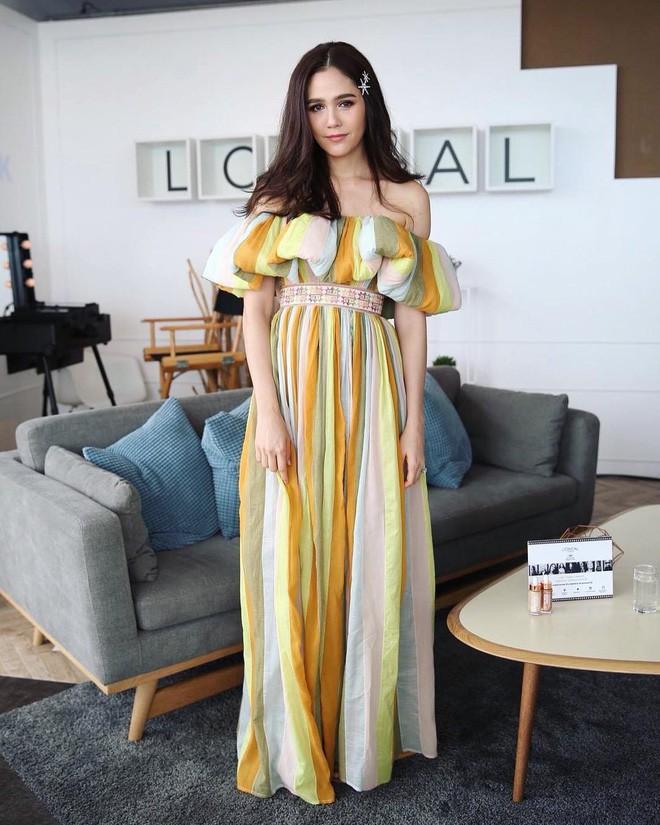Chẳng phải Phạm Băng Băng hay dàn sao Hollywood, mỹ nhân Thái Chompoo Araya mới là người chiếm sóng thảm đỏ trong 5 ngày ở Cannes - Ảnh 18.