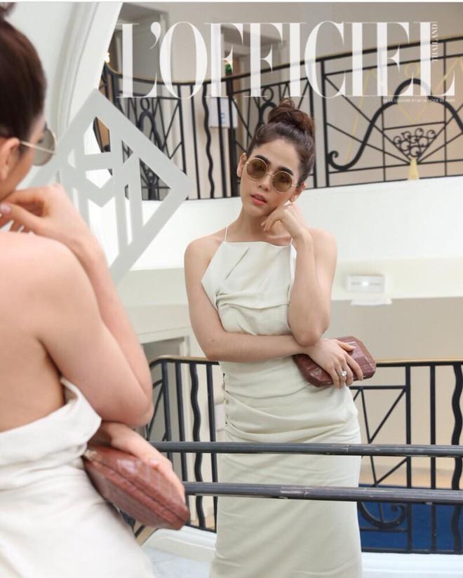 Chẳng phải Phạm Băng Băng hay dàn sao Hollywood, mỹ nhân Thái Chompoo Araya mới là người chiếm sóng thảm đỏ trong 5 ngày ở Cannes - Ảnh 22.