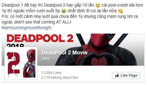 Fan Việt cười sảng sau khi xem bom tấn hài bựa Deadpool 2 - ảnh 4
