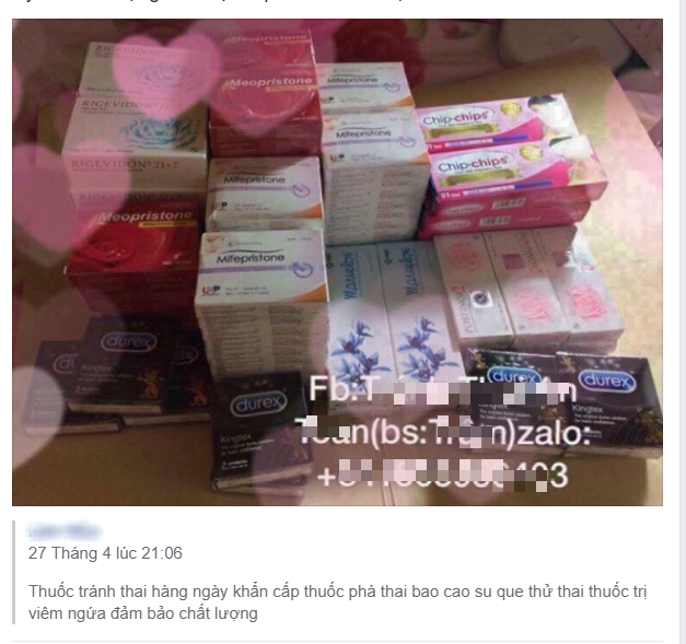 Du học sinh Việt bán hàng online: Từ thuốc tránh thai đến áo ngực, thứ gì cũng có! - ảnh 1