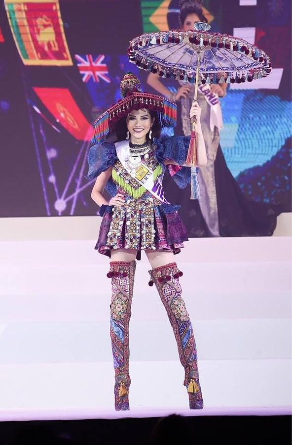 Người đẹp Brazil đăng quang Nữ hoàng Du lịch Quốc tế 2018, đại diện Việt Nam dừng chân ở Top 10 - ảnh 7
