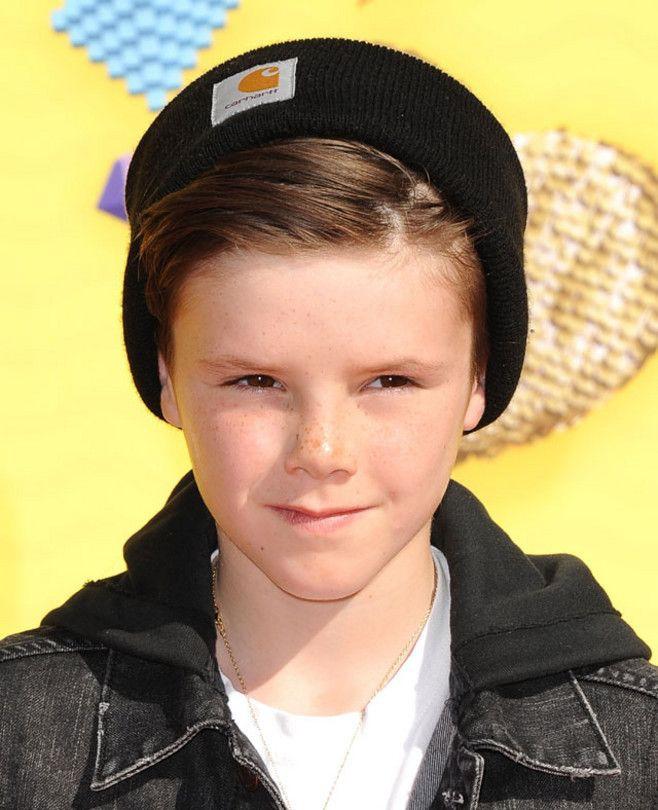 Xôn xao tin đồn cậu ấm nhà Beckham thi tuyển vào công ty giải trí của Hàn - Ảnh 1.