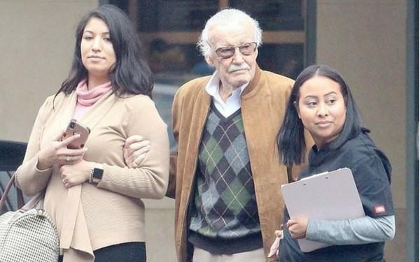 Tuổi 95 vẫn chưa được an yên, bố già Marvel Stan Lee buộc lòng đâm đơn kiện công ty cũ 1 tỷ USD - ảnh 5