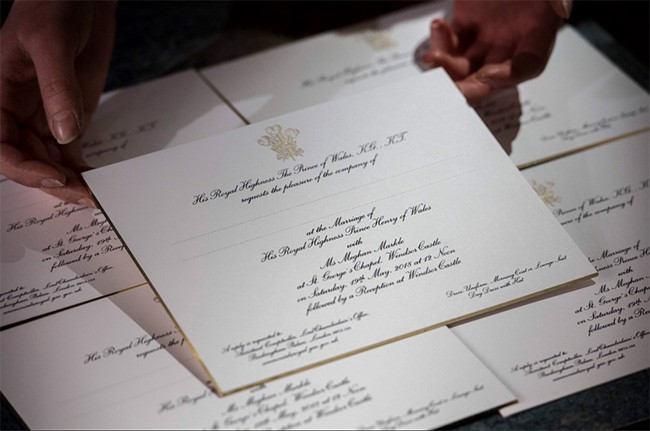 Tất tần tật những thông tin chi tiết có thể bạn chưa biết về đám cưới thế kỷ của Hoàng tử Harry và vị hôn thê Meghan Markle - ảnh 9