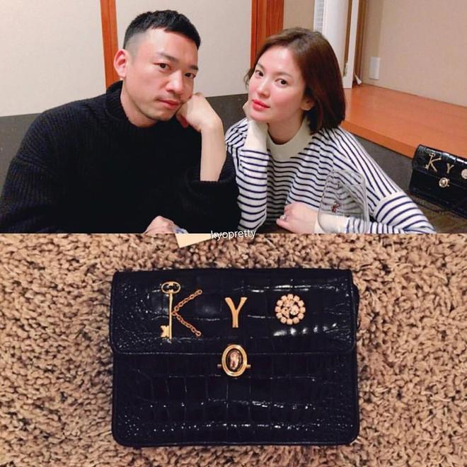 Không ăn vận lồng lộn nhưng Song Hye Kyo vẫn khiến người ta nể phục vì sự kín đáo này - ảnh 6
