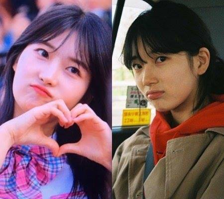 Xuất hiện thí sinh Produce 48 tự nhận giống Kim Ji Won & Lai Guanlin (Wanna One)! - ảnh 3